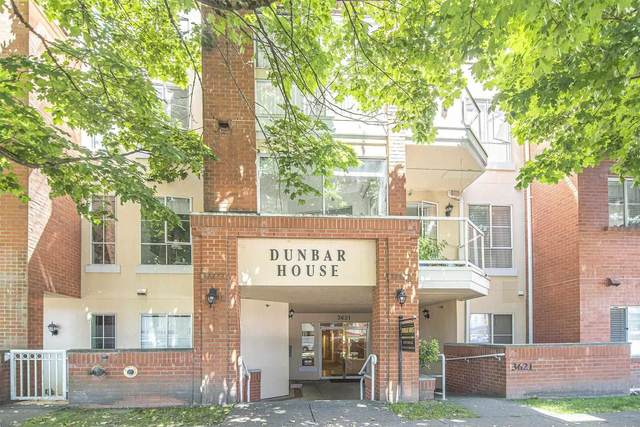 3621 W 26TH Avenue #301, Vancouver, BC V6S 1P2 (#R2627409) :: 604 Home Group