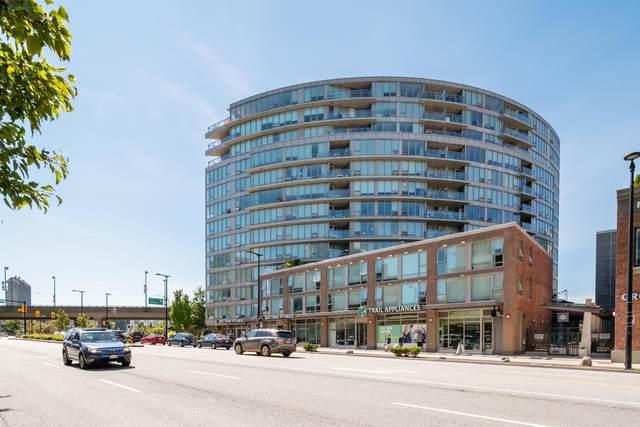 445 W 2ND Avenue #903, Vancouver, BC V5Y 0E8 (#R2627425) :: Initia Real Estate