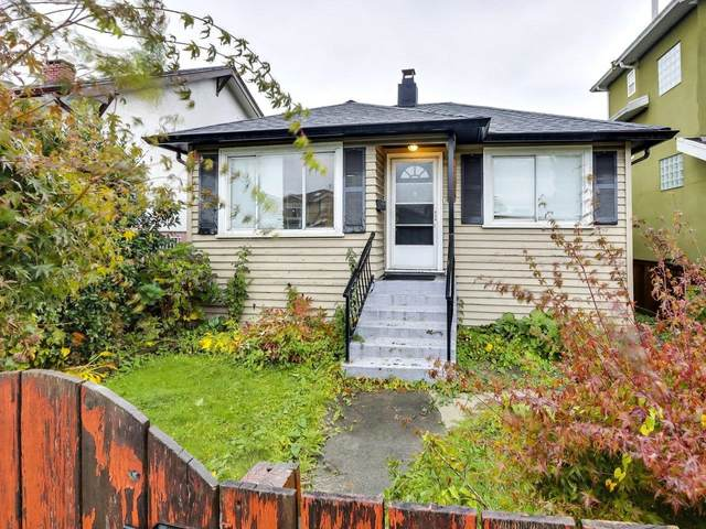 4257 Knight Street, Vancouver, BC V5N 3M3 (#R2627447) :: 604 Home Group