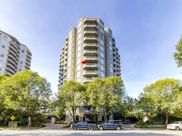 1135 Quayside Drive #801, New Westminster, BC V3M 6J4 (#R2627453) :: 604 Home Group