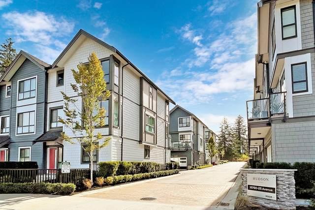 16760 25 Avenue #10, Surrey, BC V3Z 0W4 (#R2627454) :: 604 Home Group