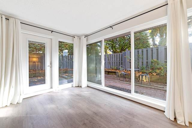 8707 Hudson Street #104, Vancouver, BC V6P 4M7 (#R2627460) :: 604 Home Group