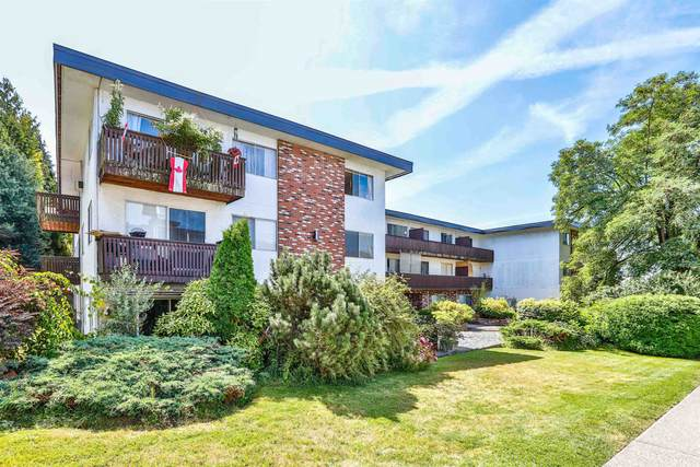 910 Fifth Avenue #302, New Westminster, BC V3M 1Y2 (#R2627461) :: 604 Home Group