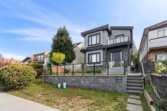 1326 E 36TH Avenue, Vancouver, BC V5W 1C9 (#R2627462) :: 604 Home Group
