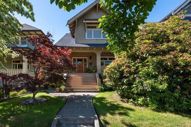 1013 Hamilton Street, New Westminster, BC V3M 2M8 (#R2627468) :: 604 Home Group