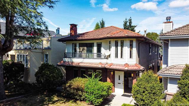 2735 W 22ND Avenue, Vancouver, BC V6L 1M5 (#R2627471) :: 604 Home Group