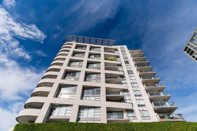 98 Tenth Street #301, New Westminster, BC V3M 6L8 (#R2627485) :: 604 Home Group