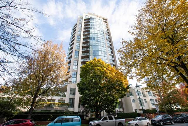 907 Beach Avenue #1205, Vancouver, BC V6Z 2R3 (#R2627497) :: Initia Real Estate