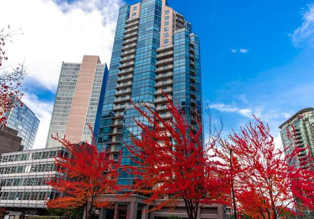 1415 W Georgia Street #303, Vancouver, BC V6G 3C8 (#R2627499) :: 604 Home Group