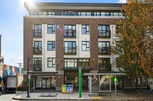 111 E 3RD Street #403, North Vancouver, BC V7L 0C6 (#R2627529) :: 604 Home Group