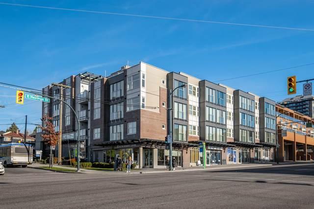 388 Kootenay Street #302, Vancouver, BC V5K 0C5 (#R2627556) :: 604 Home Group