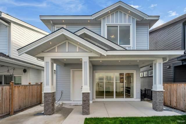 16737 16 Avenue, Surrey, BC V3Z 9X7 (#R2627605) :: Macdonald Realty