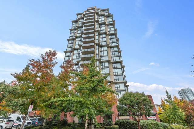 15 E Royal Avenue #702, New Westminster, BC V3L 0A9 (#R2627617) :: 604 Home Group