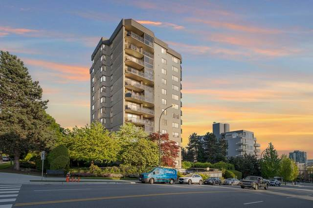 444 Lonsdale Avenue #1001, North Vancouver, BC V7M 3H5 (#R2627630) :: 604 Home Group
