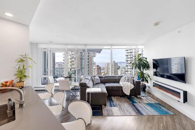 1283 Howe Street #2808, Vancouver, BC V6Z 0E3 (#R2627631) :: Initia Real Estate