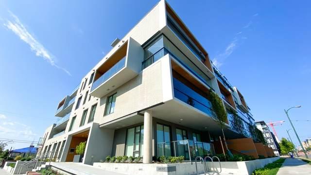 5733 Alberta Street Street #311, Vancouver, BC V5Y 0M3 (#R2627635) :: 604 Home Group