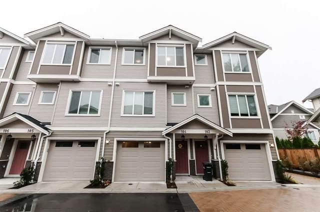 9080 No. 3 Road #104, Richmond, BC V7A 1V9 (#R2627654) :: 604 Home Group