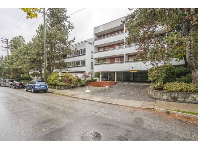 250 W 1ST Street #501, North Vancouver, BC V7M 1B4 (#R2627664) :: 604 Home Group