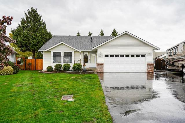 19247 59TH Avenue, Surrey, BC V3S 7S8 (#R2627685) :: 604 Home Group