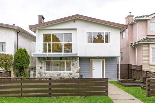 2709 Graveley Street, Vancouver, BC V5K 3J7 (#R2627700) :: 604 Home Group