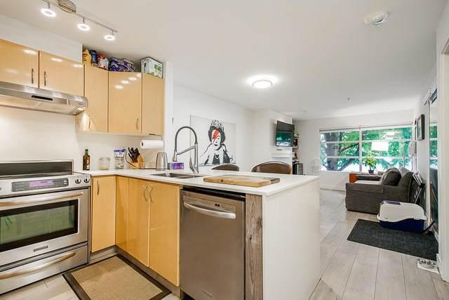 2983 W 4TH Avenue #203, Vancouver, BC V6K 1R5 (#R2627701) :: Initia Real Estate