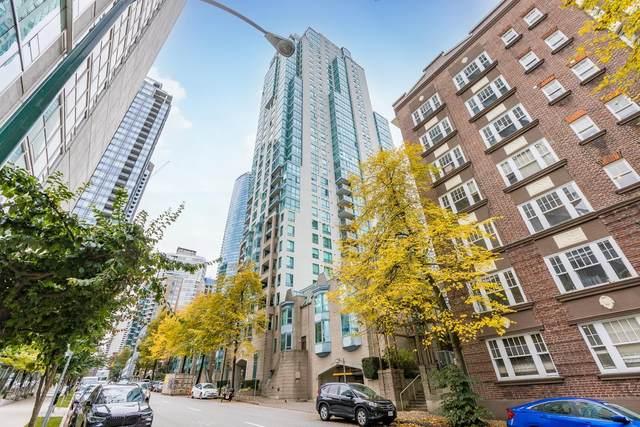 1238 Melville Street #2205, Vancouver, BC V6E 4N2 (#R2627728) :: 604 Home Group