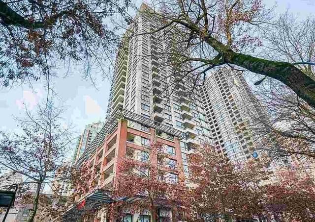 977 Mainland Street #2402, Vancouver, BC V6B 1T2 (#R2627735) :: Initia Real Estate