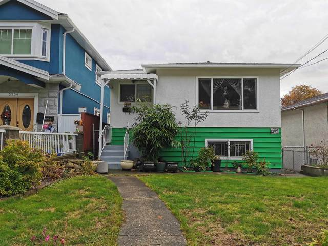 3230 Vanness Avenue, Vancouver, BC V5R 5A5 (#R2627770) :: 604 Home Group
