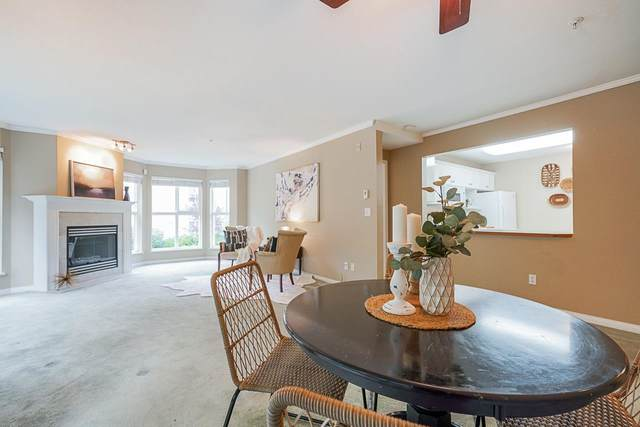 6557 121 Street #205, Surrey, BC V3W 1E7 (#R2627802) :: Initia Real Estate