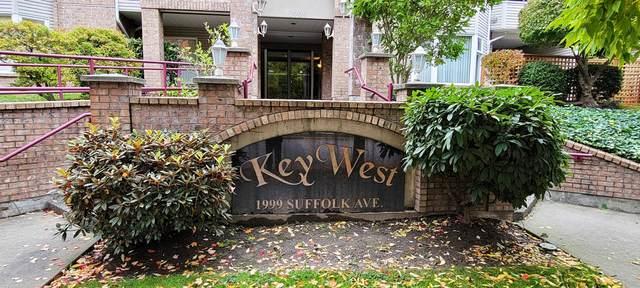 1999 Suffolk Avenue #215, Port Coquitlam, BC V3B 7X7 (#R2627862) :: 604 Home Group
