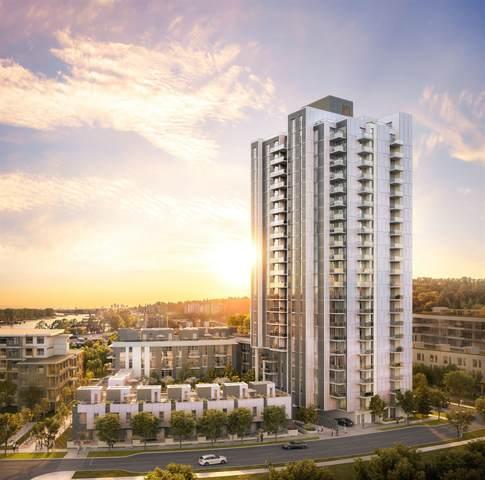 3430 E Kent Avenue South #1901, Vancouver, BC V0V 0V0 (#R2627877) :: 604 Home Group
