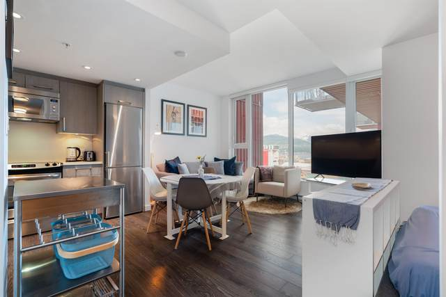 933 E Hastings Street #716, Vancouver, BC V6A 0G6 (#R2627880) :: 604 Home Group
