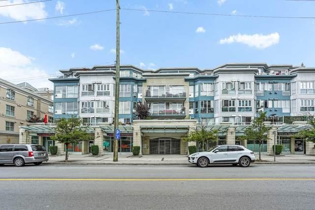 122 E 3RD Street #202, North Vancouver, BC V7L 1E6 (#R2627892) :: 604 Home Group
