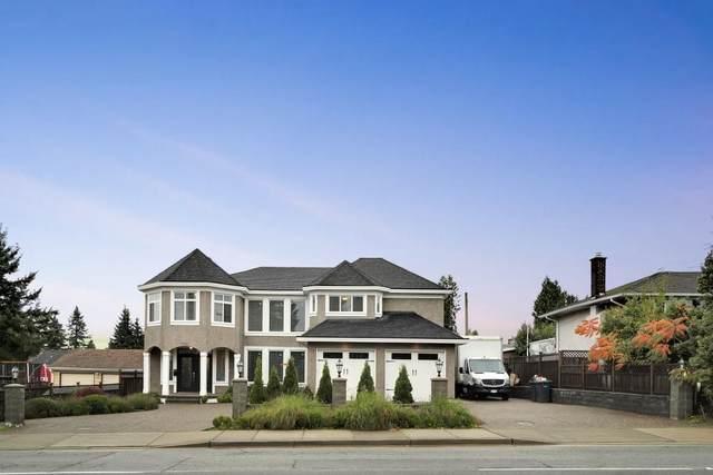1730 Como Lake Avenue, Coquitlam, BC V3J 3P8 (#R2627908) :: RE/MAX City Realty