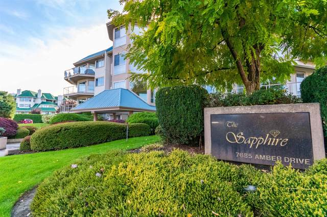 7685 Amber Drive #216, Chilliwack, BC V2R 3P3 (#R2627914) :: Initia Real Estate