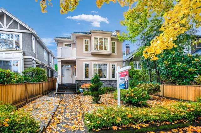 2812 W 13TH Avenue, Vancouver, BC V6K 2T7 (#R2627970) :: Initia Real Estate