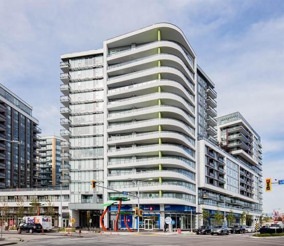 8199 Capstan Way #605, Richmond, BC V6X 0V1 (#R2627977) :: Initia Real Estate