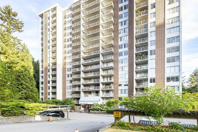 2004 Fullerton Avenue #503, North Vancouver, BC V7P 3G8 (#R2627984) :: Initia Real Estate