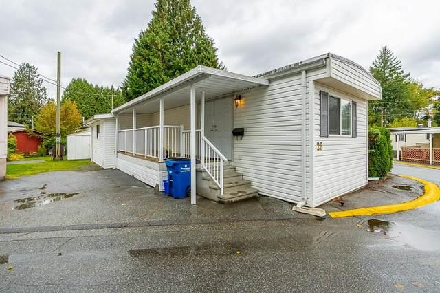 24330 Fraser Highway #20, Langley, BC V2Z 1N2 (#R2628015) :: 604 Home Group