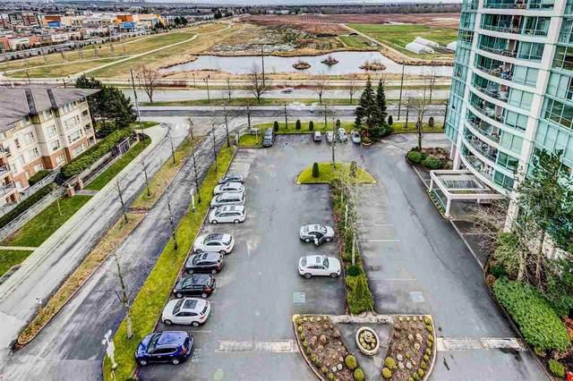 8871 Lansdowne Road #1205, Richmond, BC V6X 3X8 (#R2628017) :: Initia Real Estate