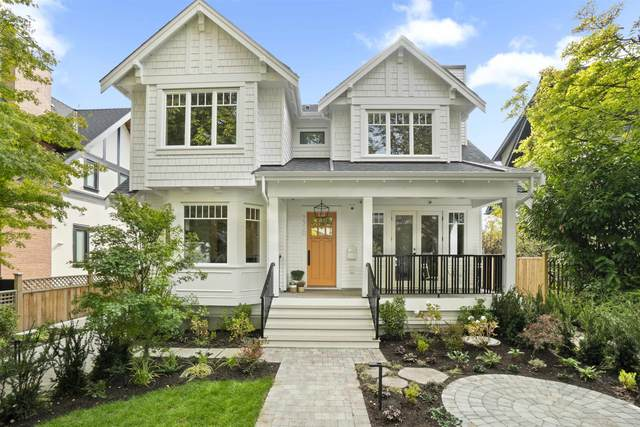 3528 W 43RD Avenue, Vancouver, BC V6M 3W5 (#R2628028) :: 604 Home Group