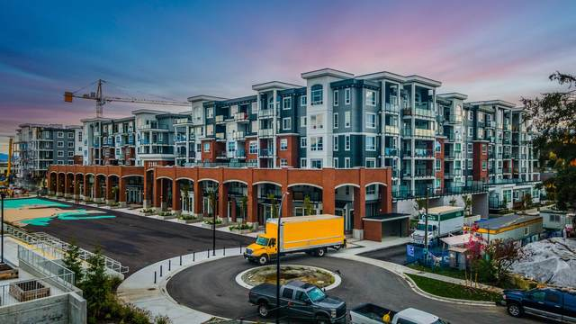 2180 Kelly Avenue #3403, Port Coquitlam, BC V3C 0L1 (#R2628035) :: 604 Home Group