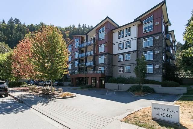 45640 Alma Avenue #311, Chilliwack, BC V2R 0P8 (#R2628049) :: Initia Real Estate