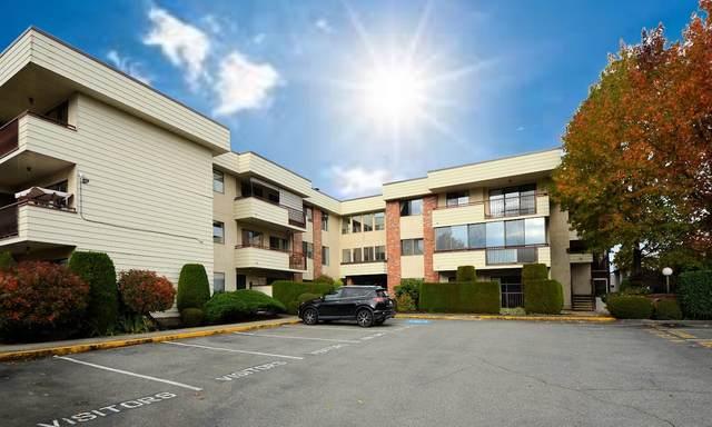 32885 George Ferguson Way #204, Abbotsford, BC V2S 7X1 (#R2628050) :: Premiere Property Marketing Team
