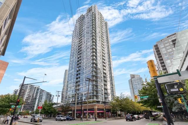928 Beatty Street Street #1709, Vancouver, BC V6Z 3G6 (#R2628055) :: Initia Real Estate