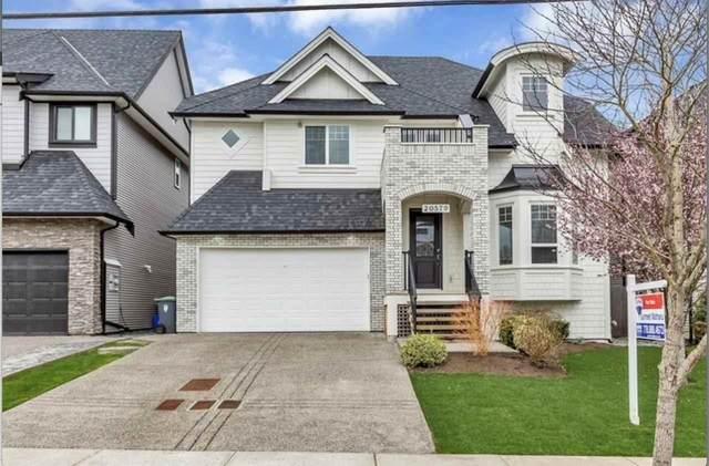 20579 68 Avenue, Langley, BC V2Y 3E2 (#R2628081) :: RE/MAX City Realty