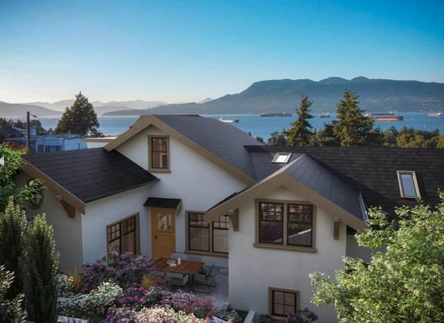 4411 W 4TH Avenue B, Vancouver, BC V6R 1P9 (#R2628093) :: Initia Real Estate
