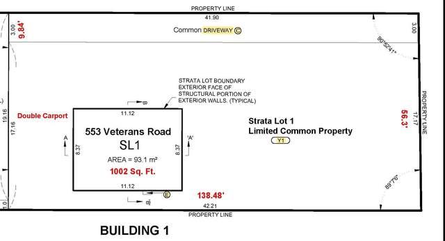 553 Veterans Road, Gibsons, BC V0N 1V3 (#R2628105) :: RE/MAX City Realty
