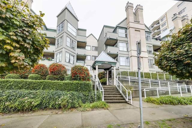 509 Carnarvon Street #314, New Westminster, BC V3L 5S4 (#R2628127) :: Initia Real Estate