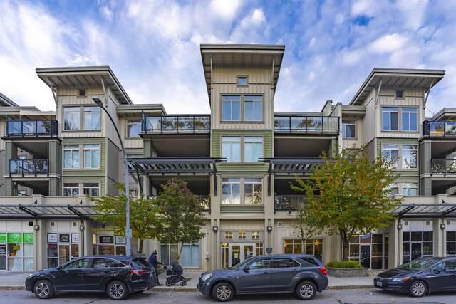 10180 153 Street #417, Surrey, BC V3R 0B5 (#R2628158) :: Premiere Property Marketing Team